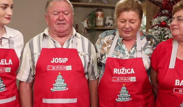 Božićne čestitke natjecaetlja 'Tri, dva, jedan - ho, ho, ho!' (thumbnail)