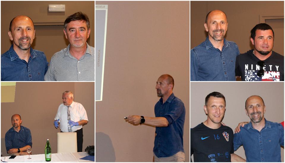 Damir Krznar održao seminar za međimurske trenere