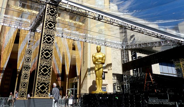 Oscar, kipić, dodjela Oscara