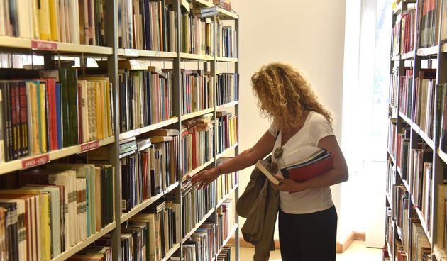 Čitanje knjižnica knjige