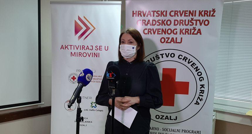 Umirovljenici ozaljskog kraja u sljedeće dvije godine na raspolaganju će imati niz aktivnosti i radionica kroz projekt Crvenog križa
