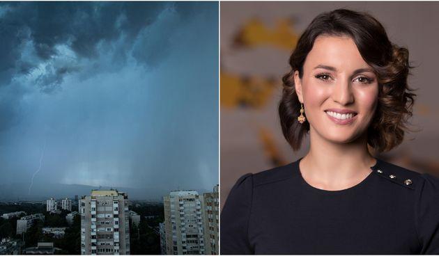 Damjana Ćurkov & ljetna kiša