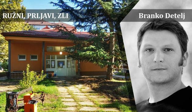 Psihijatrija, Branko Detelj