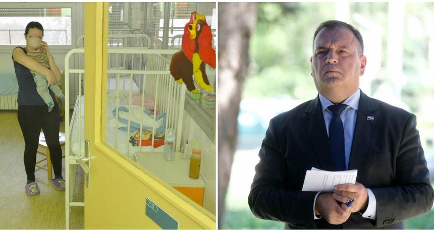 Beroš pojasnio odluku o posjeti djeci: 'Za teško oboljele i najmlađe omogućen boravak roditelja i 24 sata'