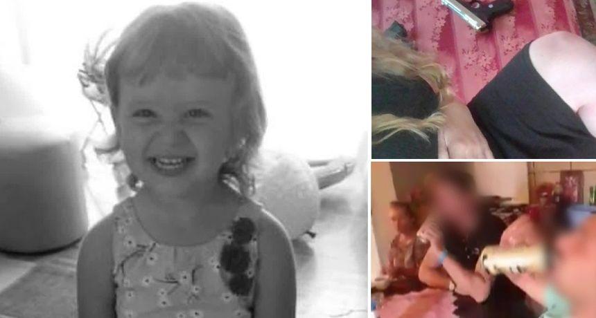 Socijalna radnica zadužena za tragično preminulu djevojčicu Nikoll vratila se s bolovanja, danas ju ispituju