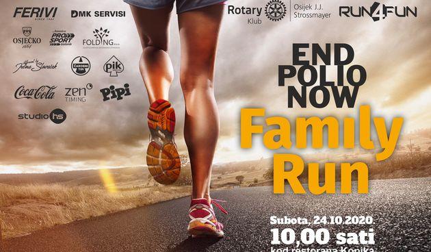 Prijavite se za Family run na osječkoj promenadi