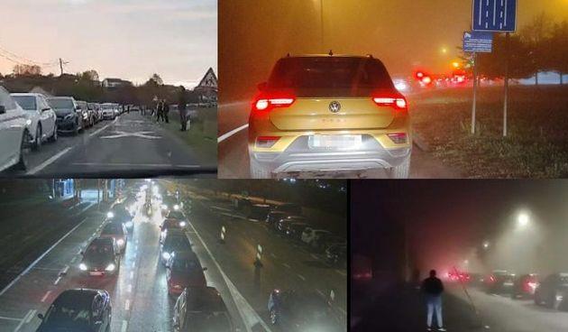 Velike gužve na Graničnom prijelazu Maljevac, neki su čekali i po 10 sati za ulazak u BiH, danas i sutra moglo bi tako biti u suprotnom smjeru