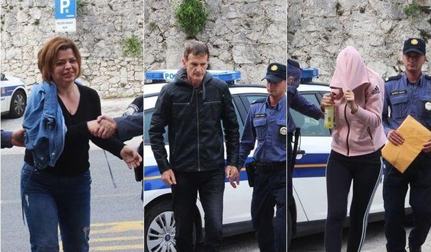 Osumnjičeni za pljačku RBA u Metkoviću