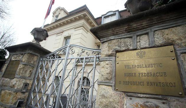 Rusko veleposlanstvo u Zagrebu