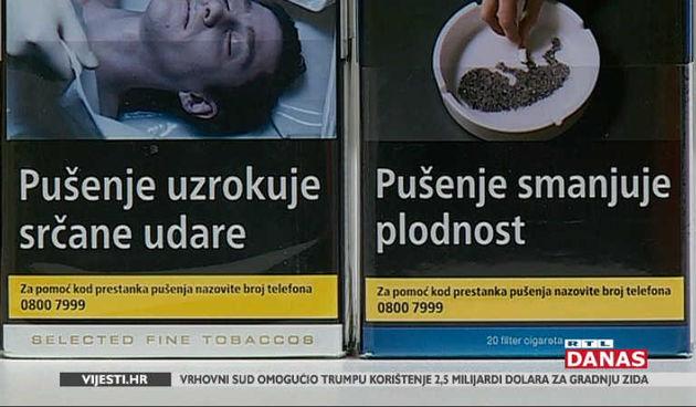 Pušenje svake godine odnese 14.000 života - grad veličine Makarske (thumbnail)