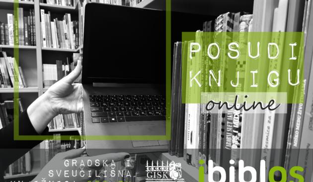 GISKO omogućio mogućnost posudbe elektroničkih knjiga
