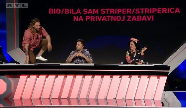 Luka Nižetić pleše na stolu, Ma lažeš sezona 1, ep 16