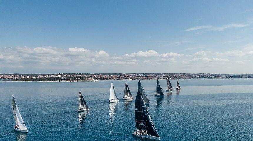 Uspješno održana prva ovogodišnja regata Zadar ORC Cup