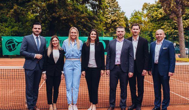 Najpoznatija imena hrvatskog tenisa sljedeći tjedan u Osijeku