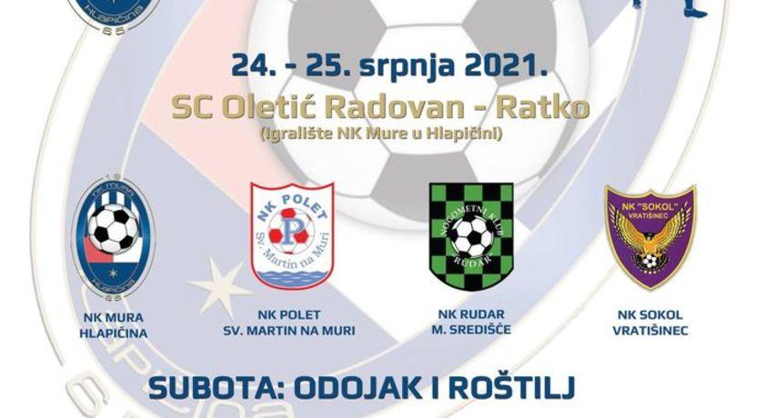 NK MURA U subotu i nedjelju u Hlapičini SC Oletić Radovan Ratko