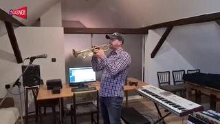 GLASNO! Trumpet by Hrvoje Herček Uta - You Raise Me Up (thumbnail)