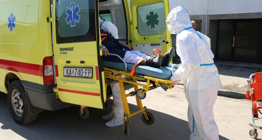 Pogoršala se situacija s koronavirusom: U Karlovačkoj županiji od jučer troje preminulih, šestero novozaraženih