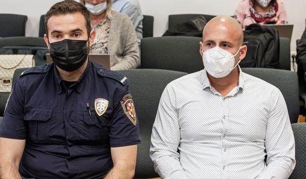 Počelo suđenje zbog pokušaja ubojstva dvojice zaštitara i razbojništva