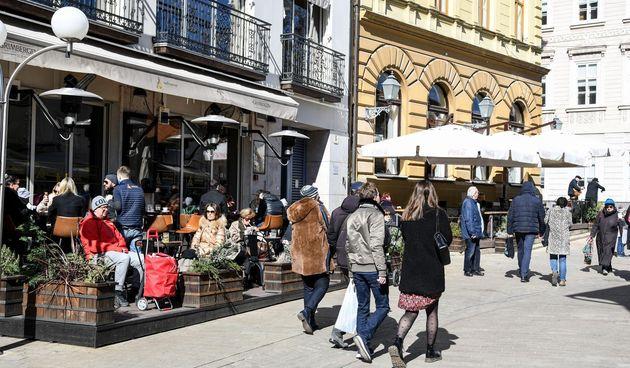 Zagreb, vrijeme