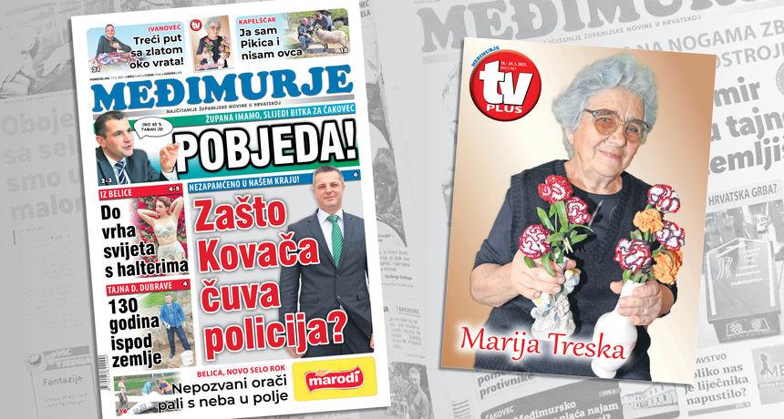 NEZAPAMĆENO U NAŠEM KRAJU Zašto policija čuva gradonačelnika Čakovca? Tko mu prijeti smrću?