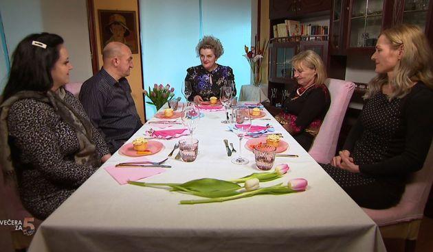 'Večera za 5 na selu' u Gornjem Ladanju, evo kako je bilo kod domaćice Ivanke
