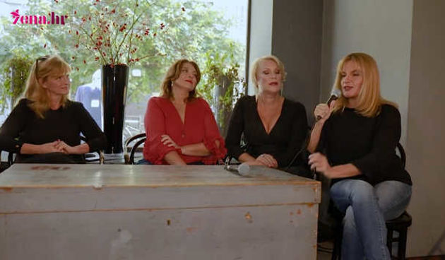 Četirir glumice iskreno o menopauzi (thumbnail)