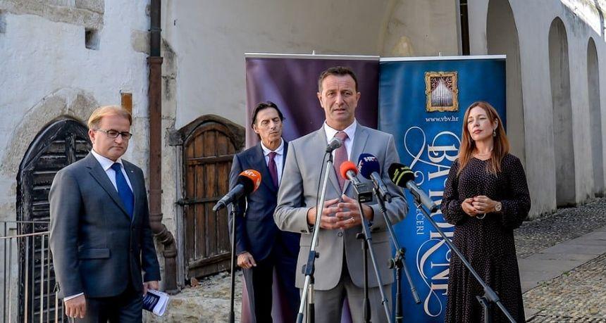 U petak otvorenje 51. Varaždinskih baroknih večeri: Festival počinje velikim koncertom na Korzu