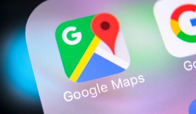 10. Google Maps - Aplikacija s digitalnim mrežnim kartama