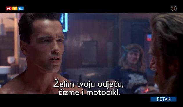 Sljedeći petak na RTL-u gledajte 'Terminator 2: Sudnji dan'! (thumbnail)