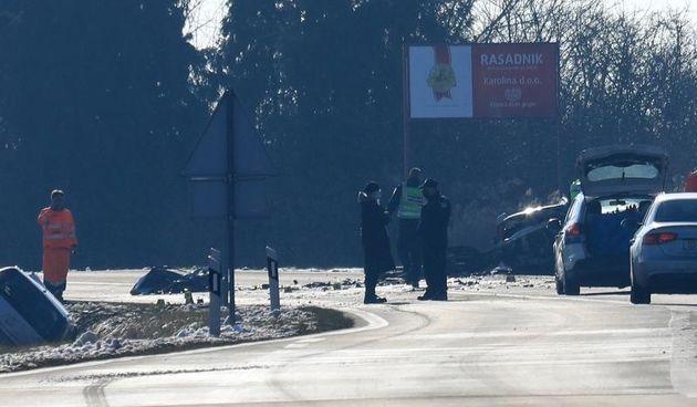 Policija objavila detalje jutrošnje prometne nesreće na južnoj osječkoj obilaznici u kojoj je poginula jedna osoba