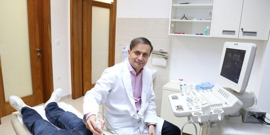 PRIČE IZ BOLNICE Dr. Antonio Plešnar: 'Rak prostate je u stalnom porastu'
