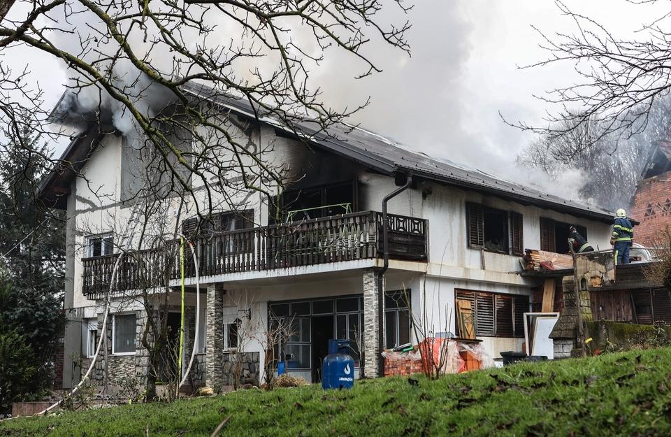 Požar u Dankovcu