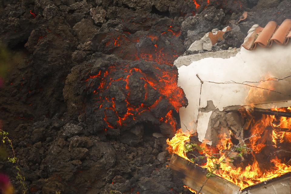 Erupcija na Kanarskim otocima