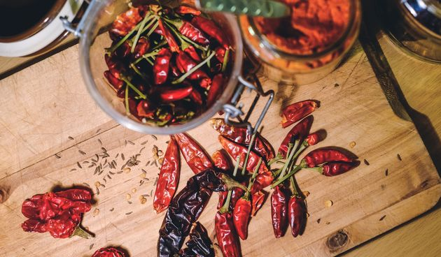 Ljute papričice sušenje: savjeti za sušenje chilli papričica