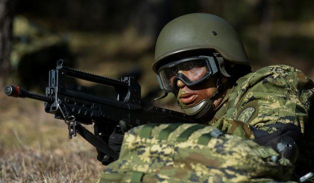 U zimskom vojnom kampu 30 posto kadetkinja: 'Bitno je da radimo kao jedno, kao tim. Stoga nema razlike'