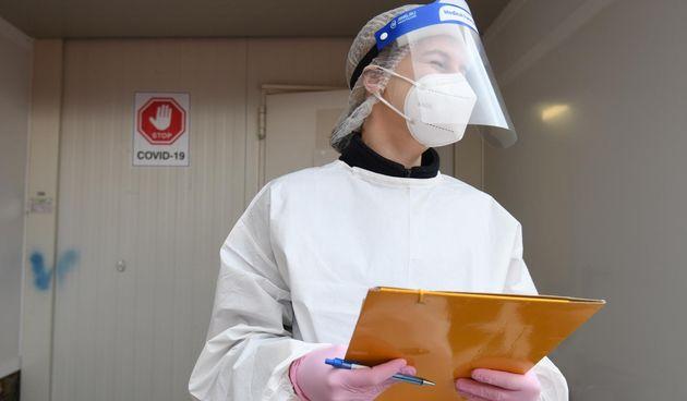 testiranje, covid, korona, koronavirus