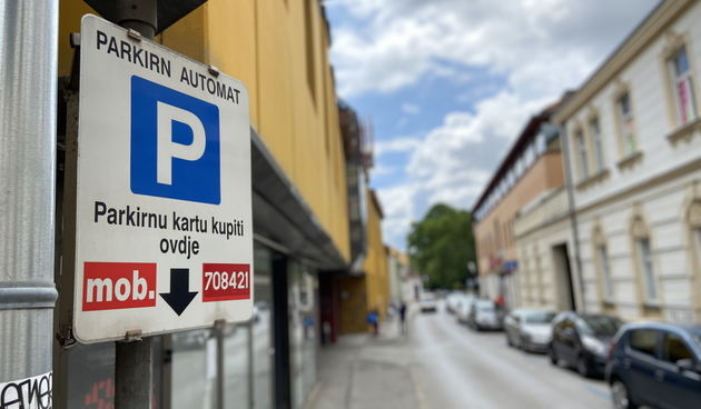 parking parkiranje