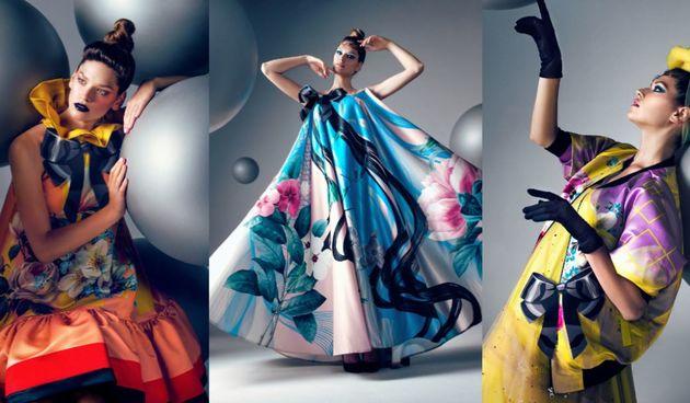 Boudoir prkosne haljine