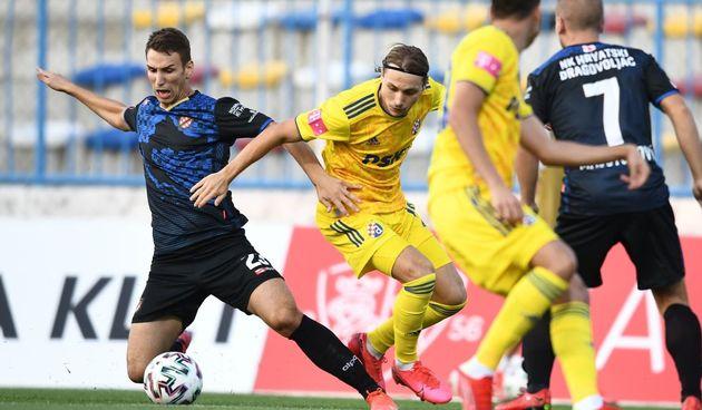 Hrvatski dragovoljac - Dinamo