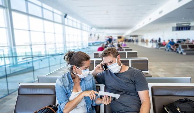 Putovanje tijekom pandemije