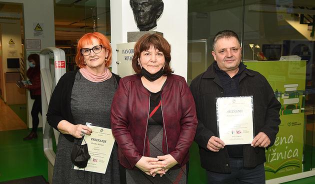 U okviru nove manifestacije posvećene Ivanu Goranu Kovačiću dodijeljene i pjesničke nagrade - prva u rukama Marijana Lončarića