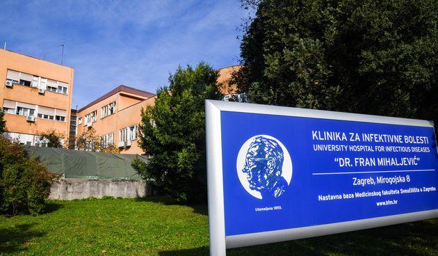 Klinika za infektivne bolesti Dr. Fran Mihaljevic