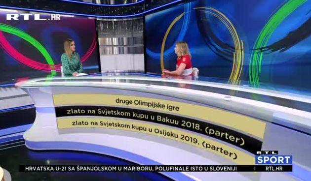 RTL Sport odbrojava do Olimpijskih igara: Ana Đerek trenira u skromnim uvjetima, u Tokiju cilj odraditi što uvježbava (thumbnail)