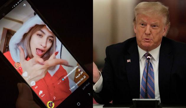 Tik Tok i Trump