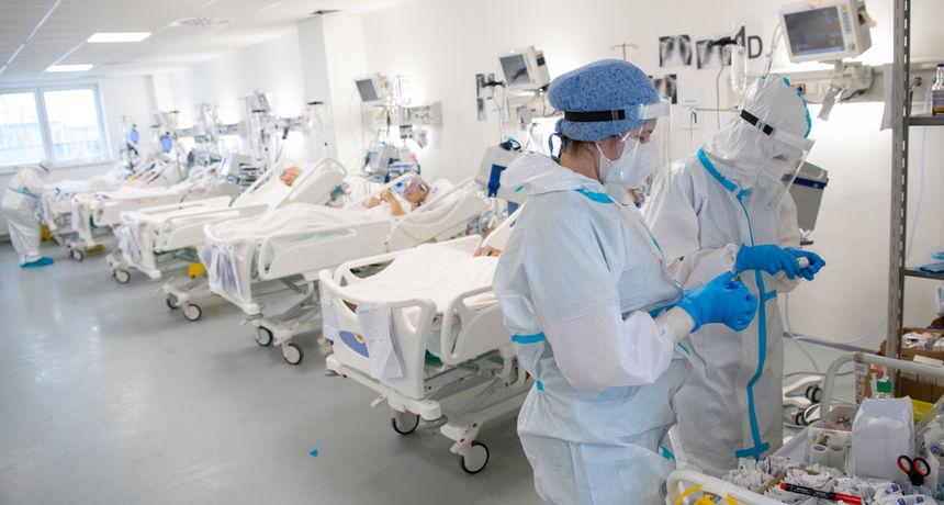 Djevojci od 20 godina korona je 'zacementirala' pluća: 'Nema niti jednu drugu bolest. Ovo nije epidemija, ovo je požar!'