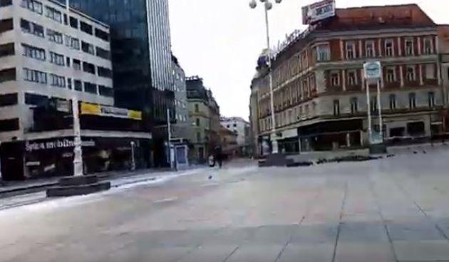 Zagreb, grad duhova: Pogledajte kako izgleda glavni grad nakon svega što nas je zadesilo