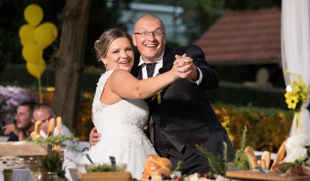 Vjenčani album Kristine i Tomislava