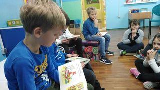 IV. osnovna škola Varaždin uključila se u projekt Godina čitanja