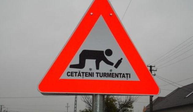 Čudni prometni znakovi