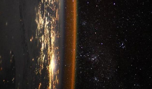 Slika Zemlje iz svemira